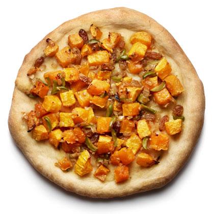 <p>Butternut Squash Pizza</p>