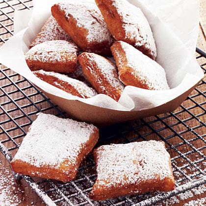 Beignet+Dough+Recipe Beignets from Café Beignet Recipe   MyRecipes ...