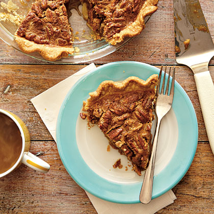 Pie Lab's Butterscotch Pecan Pie
