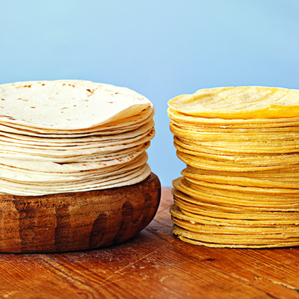 How to Revive Dry Tortillas