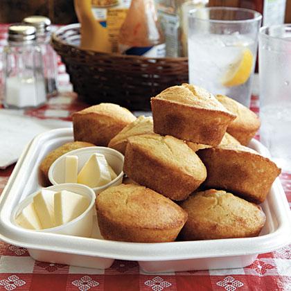 Weaver D's Buttermilk Cornbread Muffins