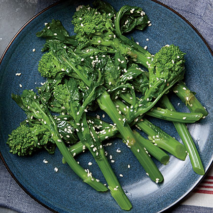 Sesame Broccolini