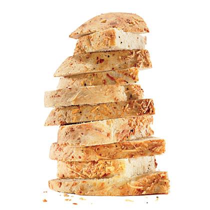 Asiago-Rosemary-Pepper Bread