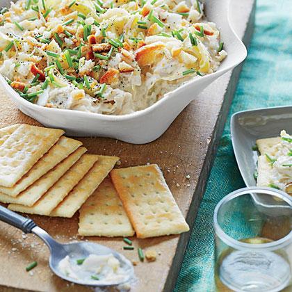 Artichoke and Crabmeat Dip Recipe