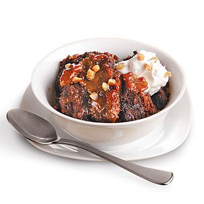 Chocolate-Butterscotch Lava Cake Recipe