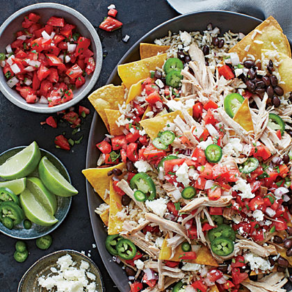 Pork Carnitas Nachos Recipe