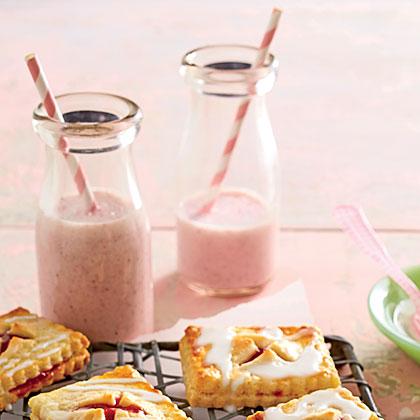 Spiked Strawberry Milk