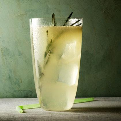 <p>Rosemary Lemonade</p>