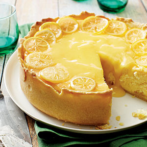 Cake of the Week: Lemon Bar Cheesecake