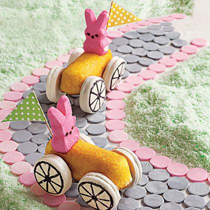 Bunny Cars Recipe