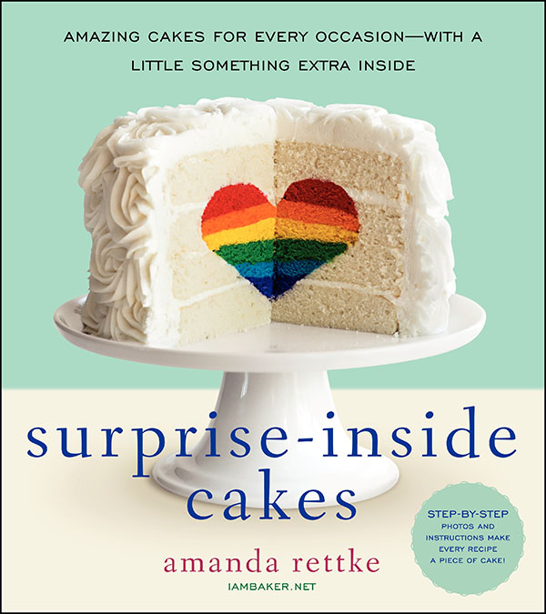 Q&A with Amanda Rettke, Author of Surprise-Inside Cakes