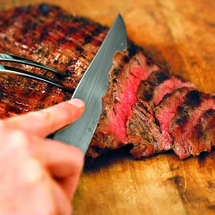 How To Cut Flank Steak
