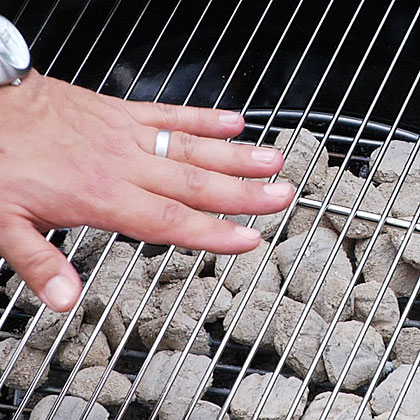 How to Test the Grill