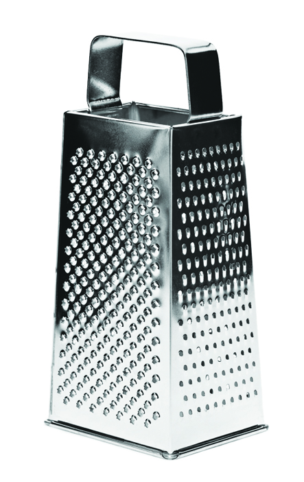 Use Your Grater for More Than Cheese