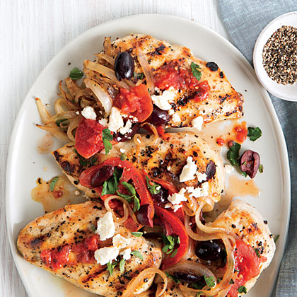 ck-Greek-Style Chicken Breasts