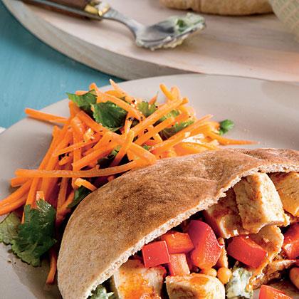 Orange-Carrot Salad Recipe