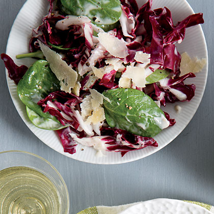 Radicchio Caesar Salad