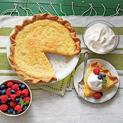 Classic Southern Buttermilk Pie RecipeBake a sweet memory with Classic Southern Buttermilk Pie. One bite of this creamy pie will take you back in time.