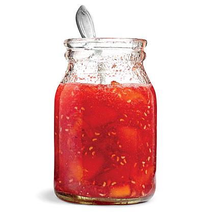 Peach-Raspberry Jam