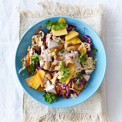 Chopped Chicken Cashew Salad