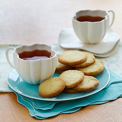 Lemon-Thyme Icebox Cookies