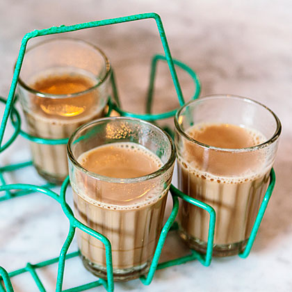 Chai (Spiced Indian-style Tea)