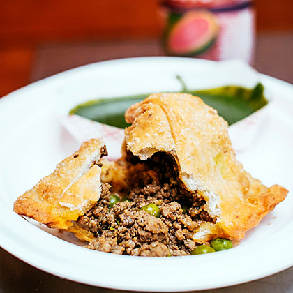 Lamb Samosas Recipe | MyRecipes