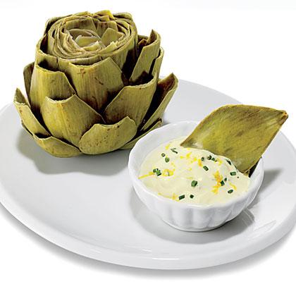 Lemon-Chive Aïoli
