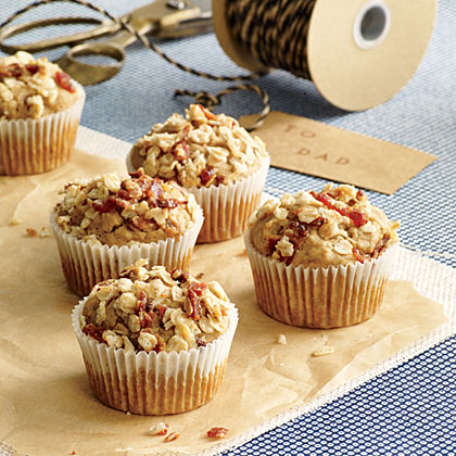 Spicy Bacon and Brew Muffins RecipeWe enjoyed the subtle heat in these muffins, but if you want to spice things up, add up to 2 teaspoons of ground red pepper.