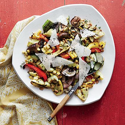 Summer Veggie SaladRecipe