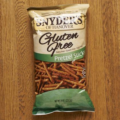 Snyders of Hanover Gluten-Free Pretzel Sticks