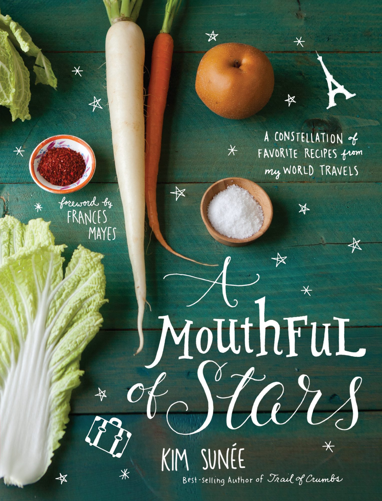 Q&A with Kim Sunée, Author of A Mouthful of Stars