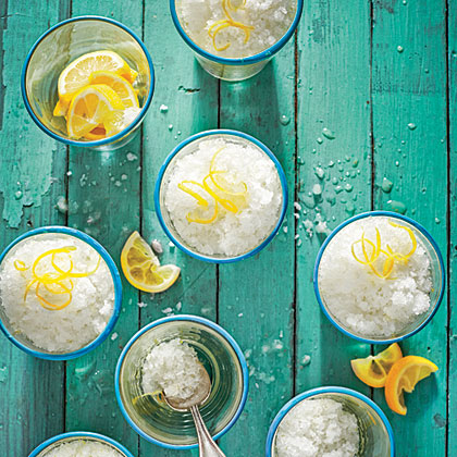 Lemony Snow Recipe