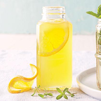 Orange-Tarragon Syrup