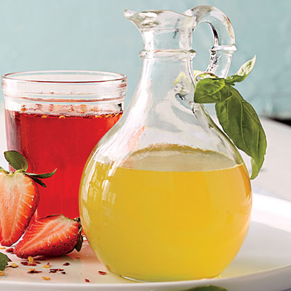 Pineapple-Basil Syrup