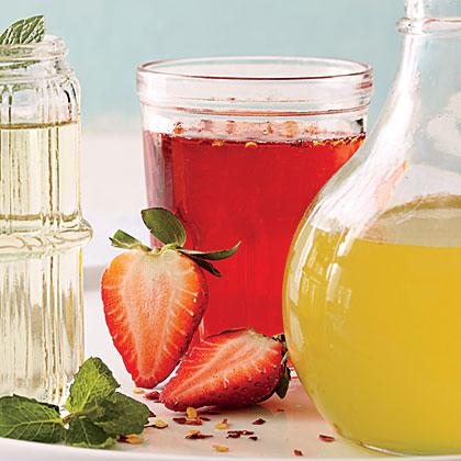 Strawberry-Chile Syrup Recipe