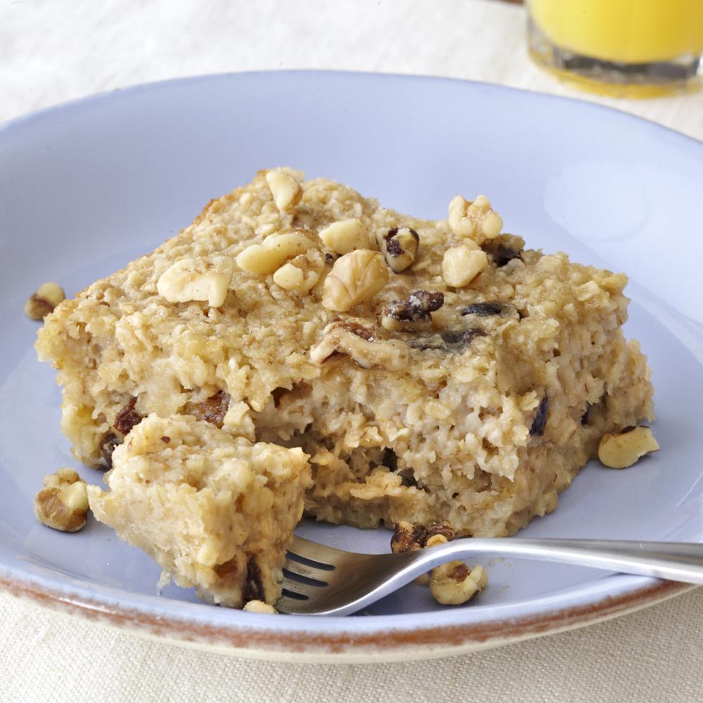 <p>Baked Oatmeal</p>