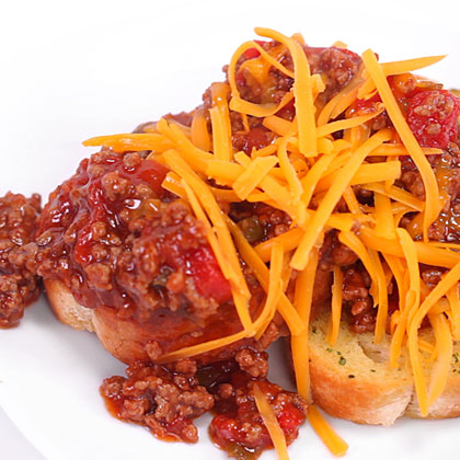 Our Best Sandwich Recipe: Cheesy BBQ Sloppy Joes
