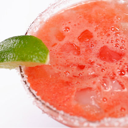 How to Make Watermelon Margaritas