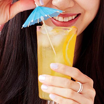 Citrus-Honey Beer Shandy