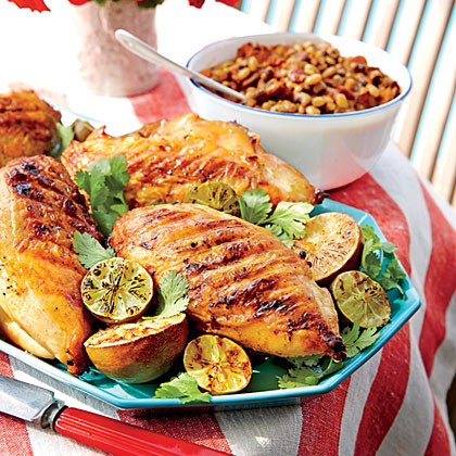 Grill Up a Backyard Feast