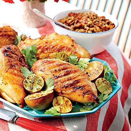 Margarita-Brined Chicken