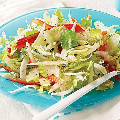 Crunchy Celery Salad