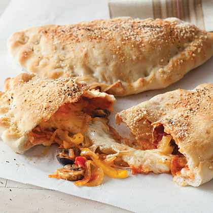 Vegetable Calzones