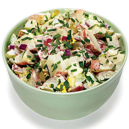 cl-Herbed Potato Salad