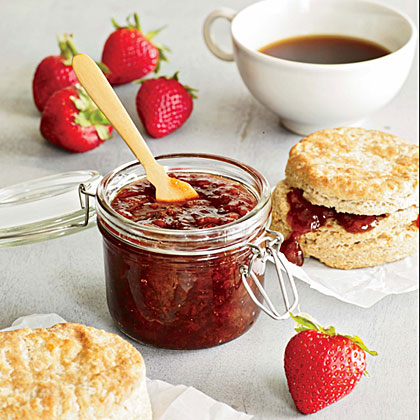 Strawberry-Riesling Jam