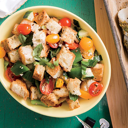 Summer Bread Salad