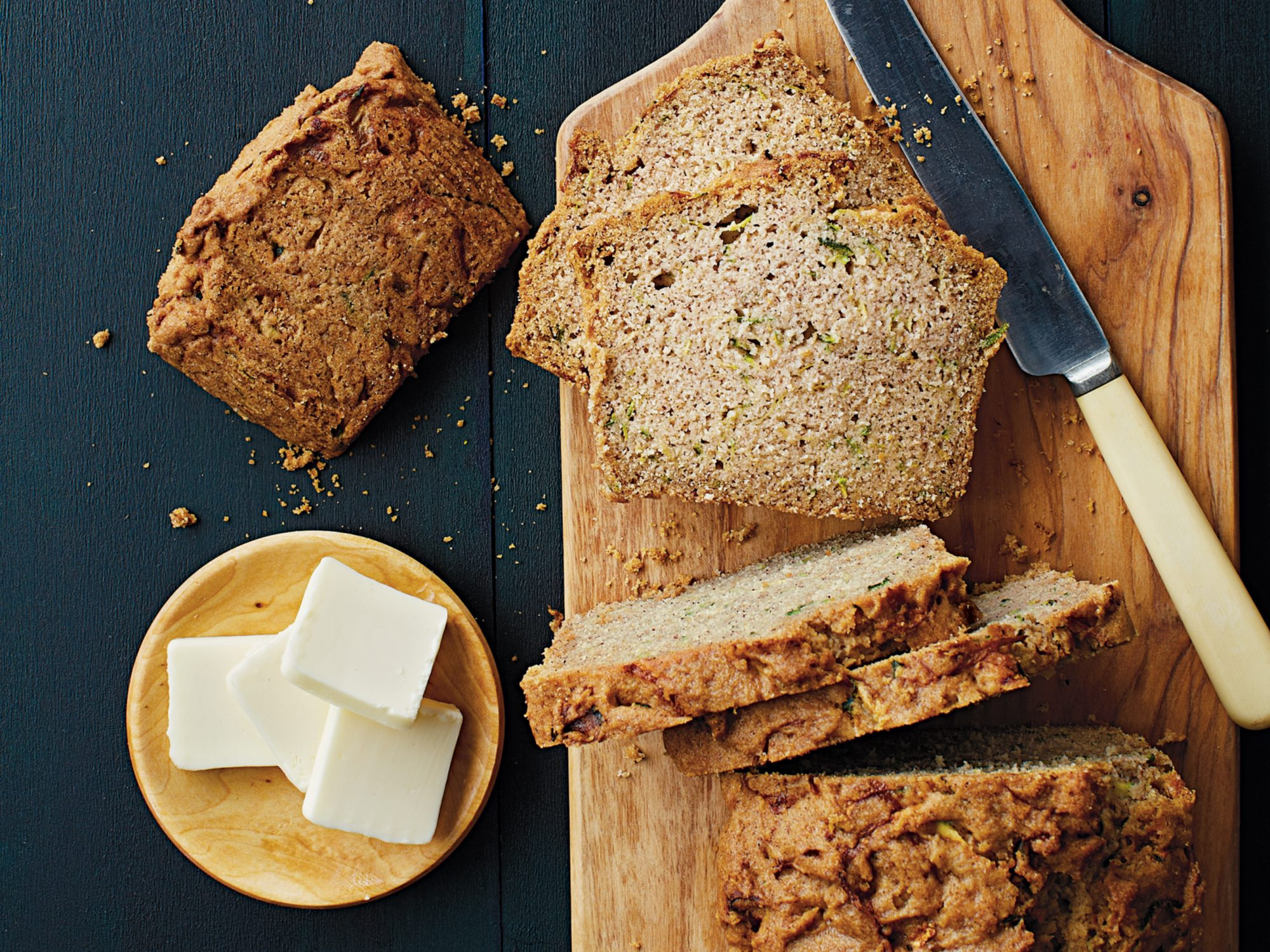 Zucchini-Spice Bread