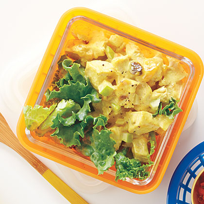 ay-Curried Chicken Salad