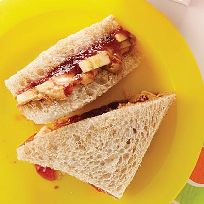 <p>PB Sandwich</p>